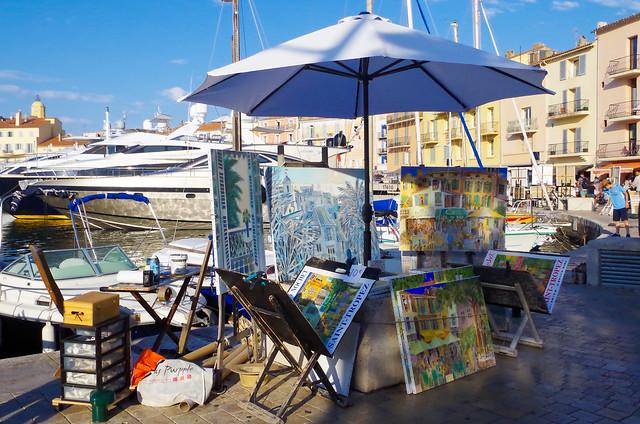 Saint-Tropez I Südfrankreich