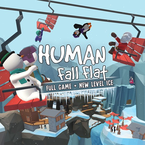 Thumbnail of Human: Fall Flat + Ice Level Bundle on PS4