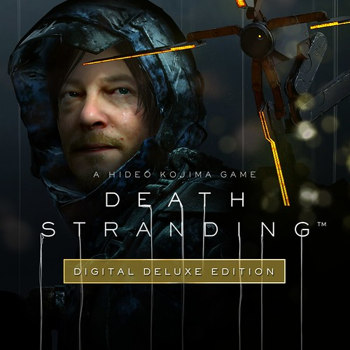 Thumbnail of DEATH STRANDING Digital Deluxe Edition on PS4