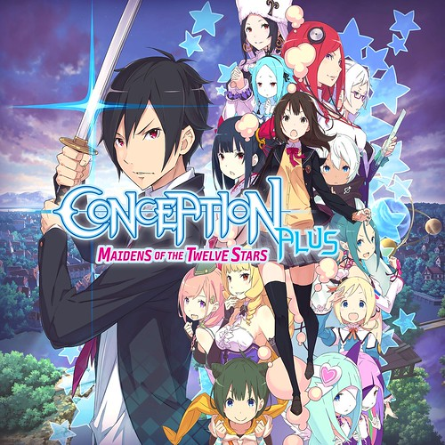 Thumbnail of Conception PLUS: Maidens of the Twelve Stars on PS4