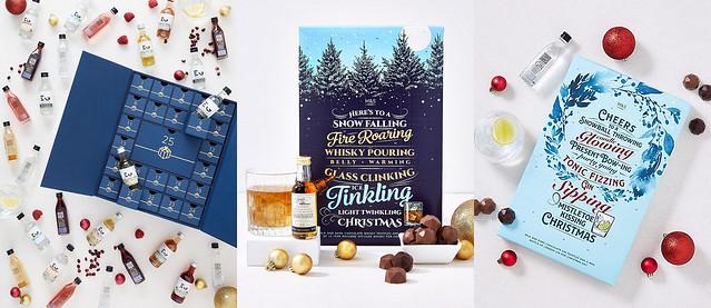 Marks & Spencer Boozy Advent Calendars 2019