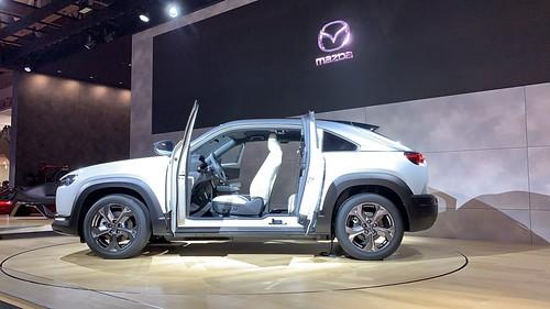 Tokyo Motor Show 2019 Mazda MX-30