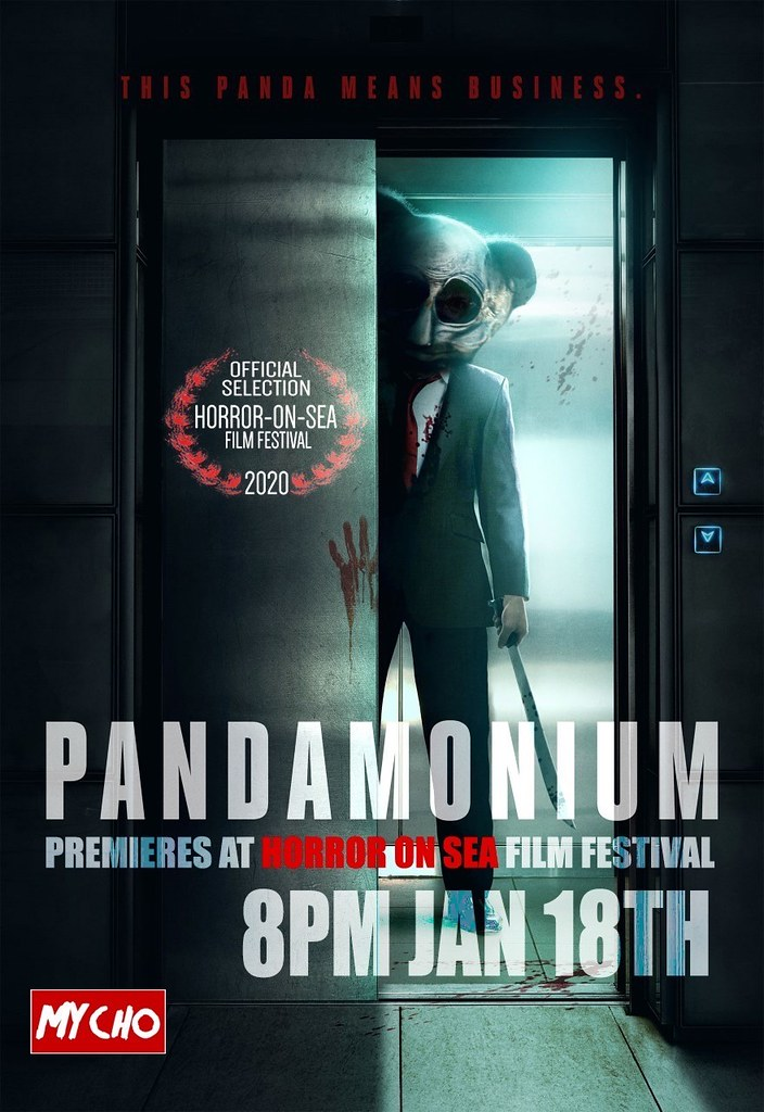 PandaMonium Slasher Film Mycho Entertianment