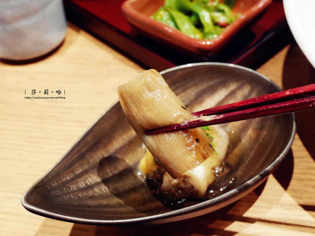 台北日本料理餐廳推薦東京田町鳥心 居酒屋和牛串燒好吃定食 (5)