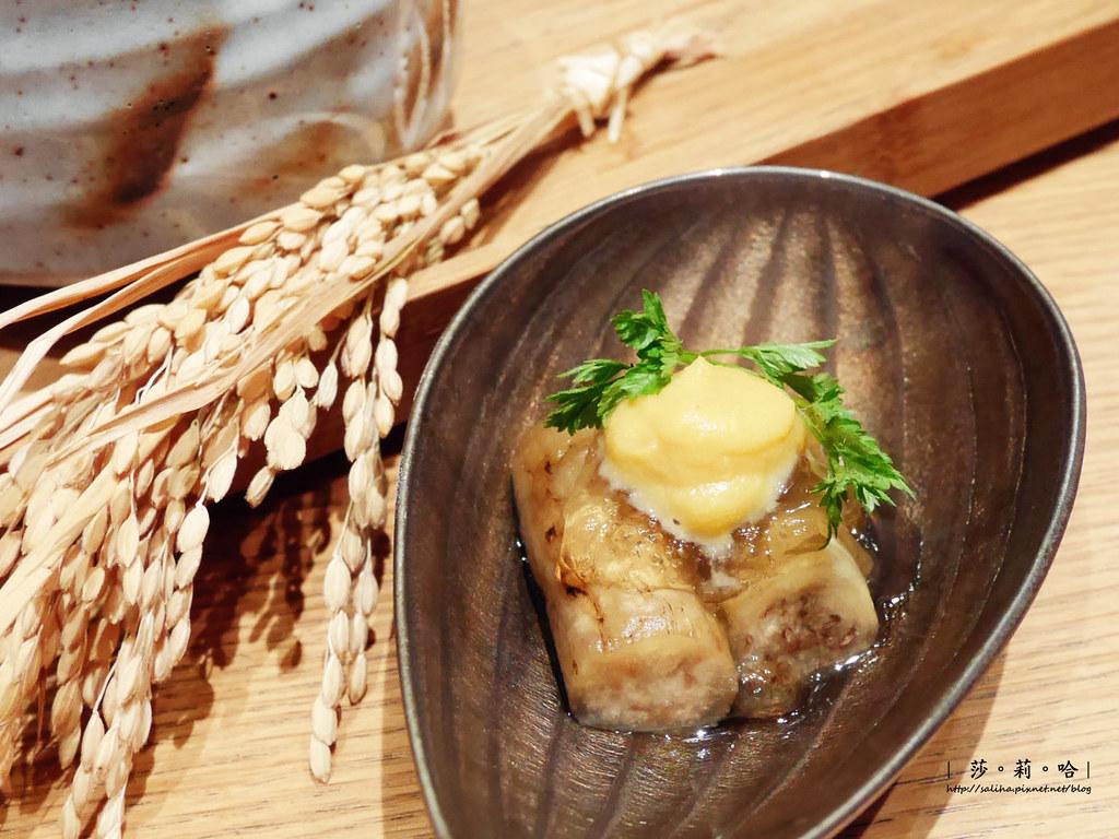 台北日本料理餐廳推薦東京田町鳥心 中山站美食包廂 (4)