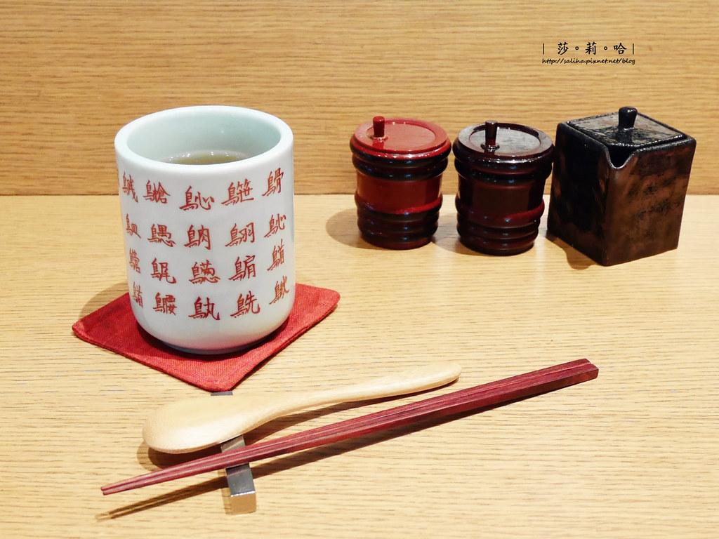 台北中山站日本料理餐廳推薦東京田町鳥心小酌串燒好吃定食套餐 (5)
