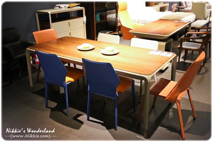 晶華傢俱 CHING HUA CASA Italy airnova chair 餐椅