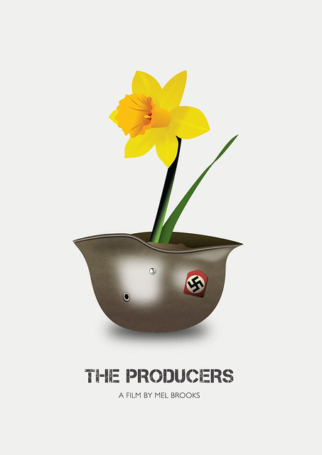 The Producers - Alternative Movie Poster