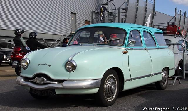 Panhard Dyna Z16 Break Pichon-Parat 1959