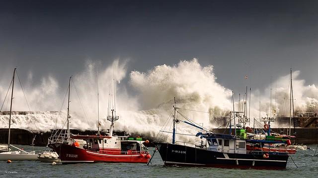 El temporal