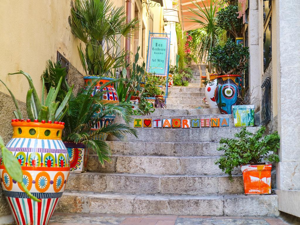 Callejones de Taormina