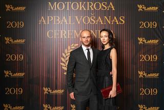 Motokrosa laureātu apbalvošanas ceremonija 2019
