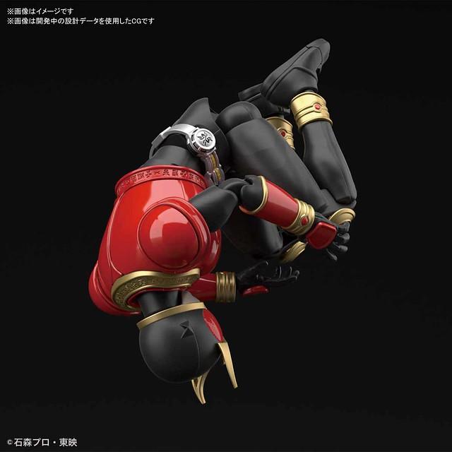 靈活可動再現超帥「騎士踢」!Figure-rise Standard《假面騎士空我》全能形態(仮面ライダークウガ マイティフォーム)組裝模型