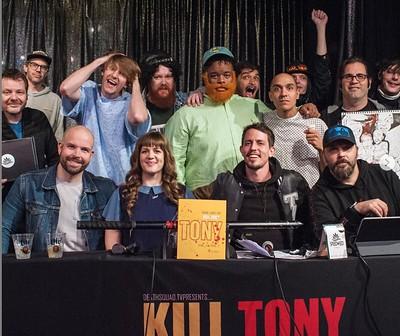 KILL TONY #410