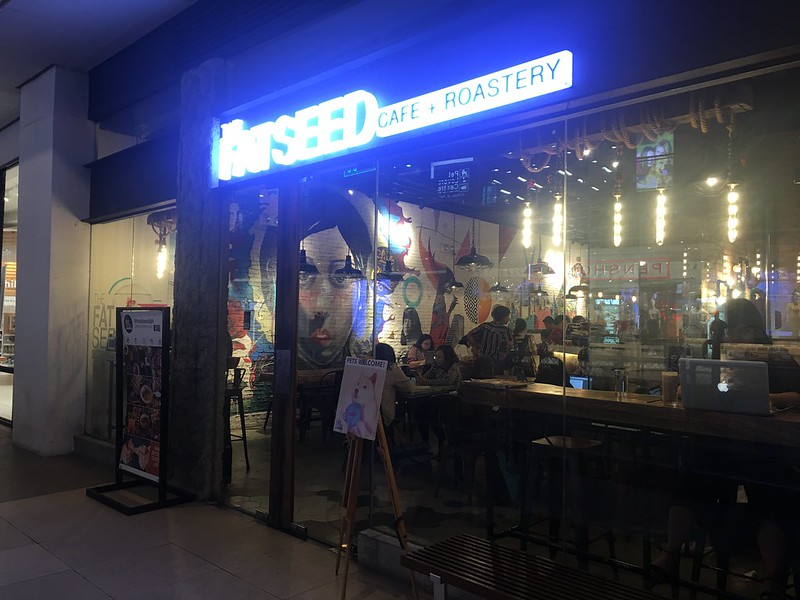 The Fat Seed, UP Town