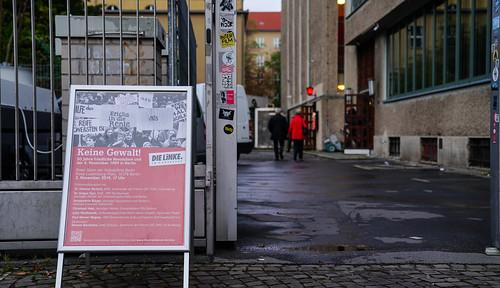04.11.2019 Ein Moment der Selbstbefreiung; Berlin