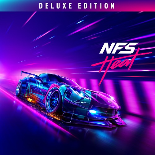 Need for Speed Heat Deluxe Edition