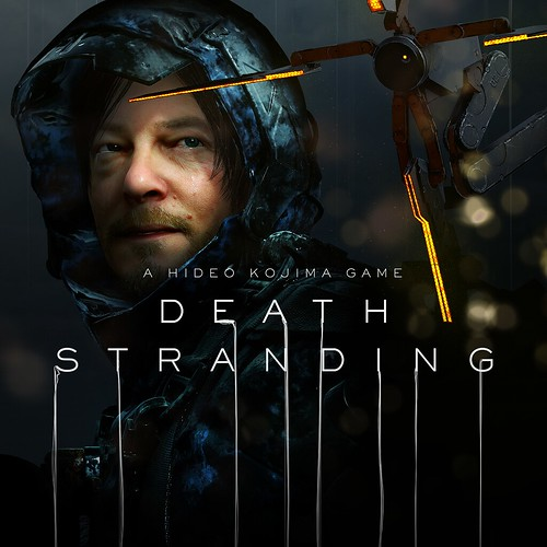 Thumbnail of DEATH STRANDING on PS4