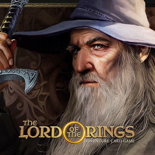 Thumbnail of The Lord of the Rings: Adventure Card Game on PS4