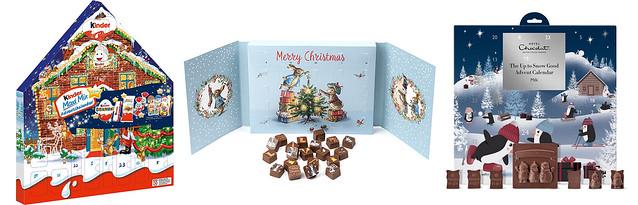 Kids Chocolate Advent Calendars 2019