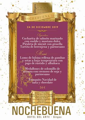 Vigília Nadal Hotel Estela