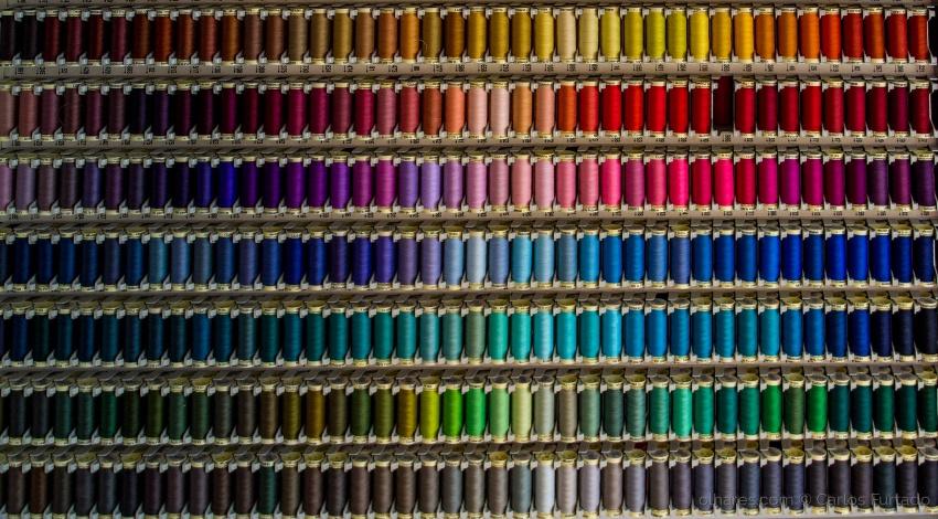 Fotografia em Palavras: Cores do arco-íris