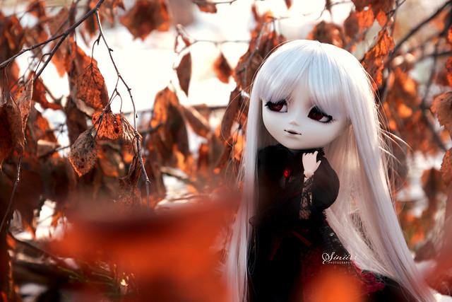 Vampire in red ♡