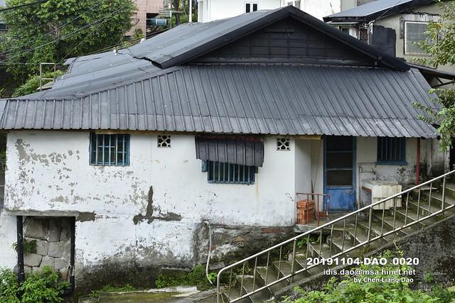 20191104-DAO_0020 老舊的房子,窗戶,階梯