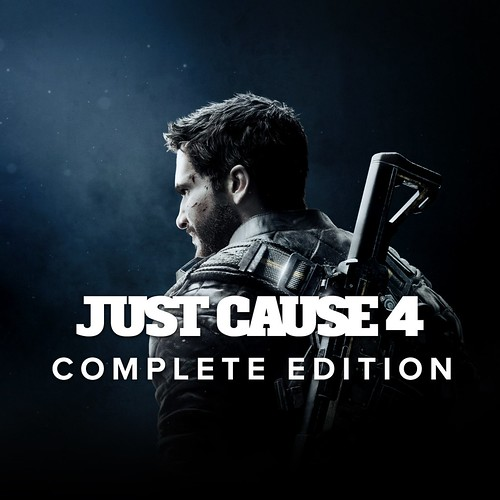 Thumbnail of Just Cause 4 - Complete Edition on PS4