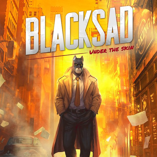 Thumbnail of BLACKSAD: Under the Skin on PS4