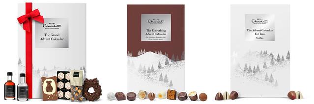 Hotel Chocolat Adult Advent Calendars 2019