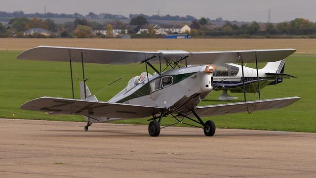 de Havilland Fox Moth DH.83 G-CIPJ