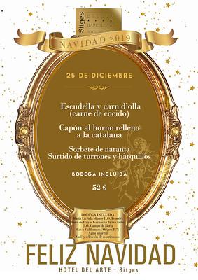 Navidad Hotel Estela