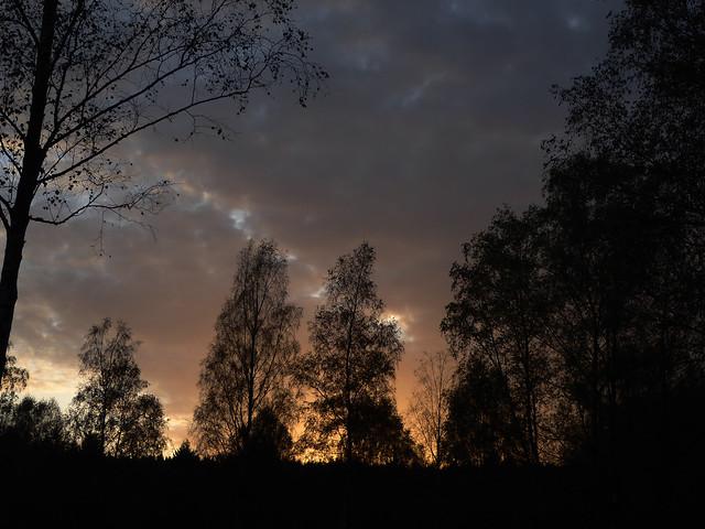 014285 2019 23 Oktober Sunset (Photo made by Reinier Mensink)