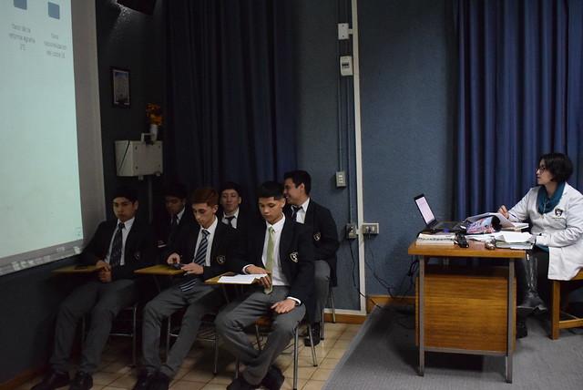 Debates de Historia de Chile con 3° medios TP