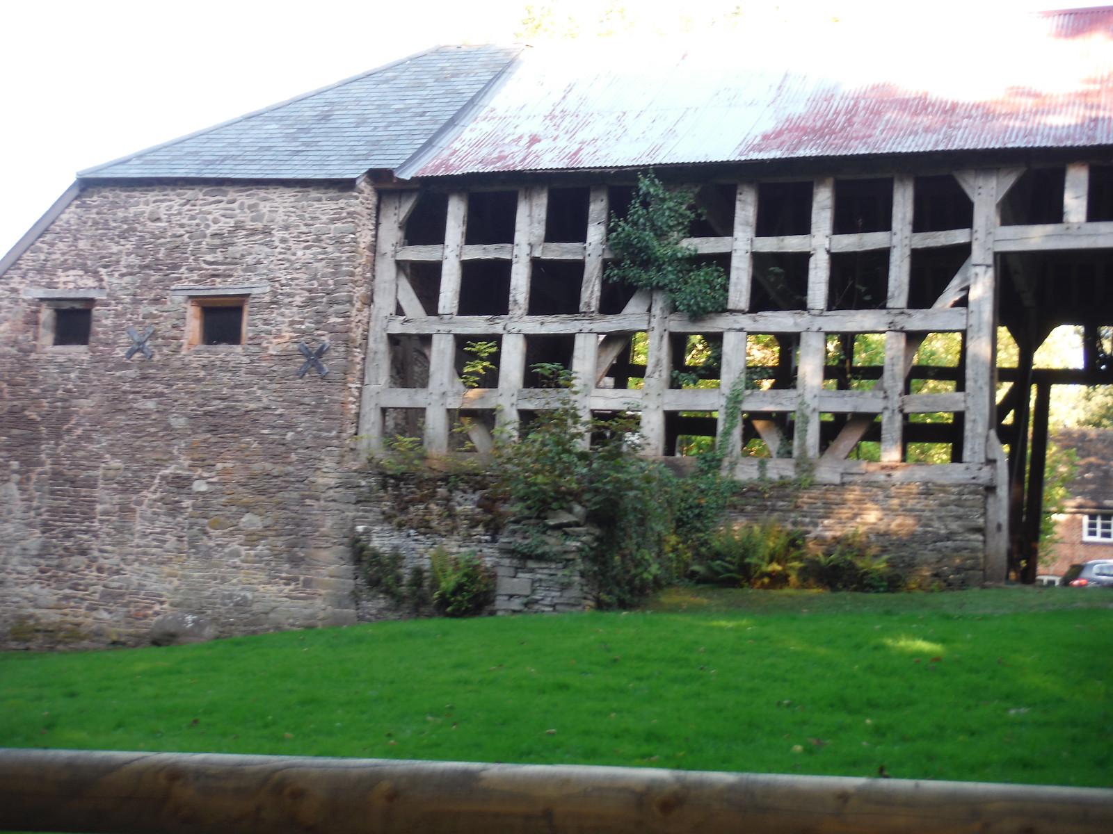Barn at Llanvihangel Court SWC Walk 347 - Llanvihangel Crucorney Circular (via Bryn Arw and The Skirrid)