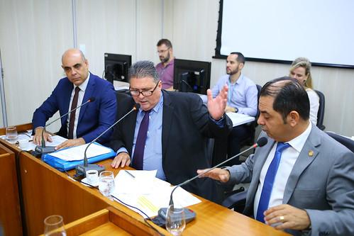 9ª Reunião - Comissão Processante