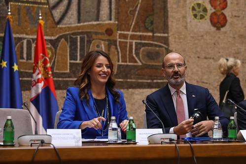 """Palata Srbija, Konferencija """"Borba protiv korupcije za napredak Jugoistočne Evrope"""""""