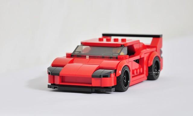 New Shot - Ferrari F40 LM
