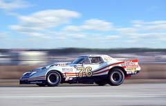 1976 Daytona 24 hours - Greenwood Corvette