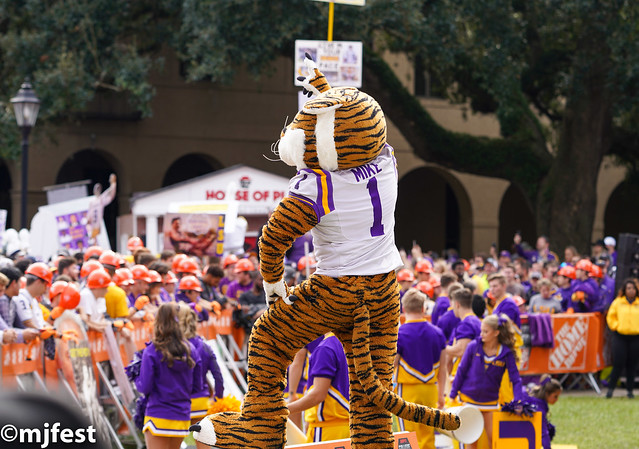 College GameDay - LSU vs Florida