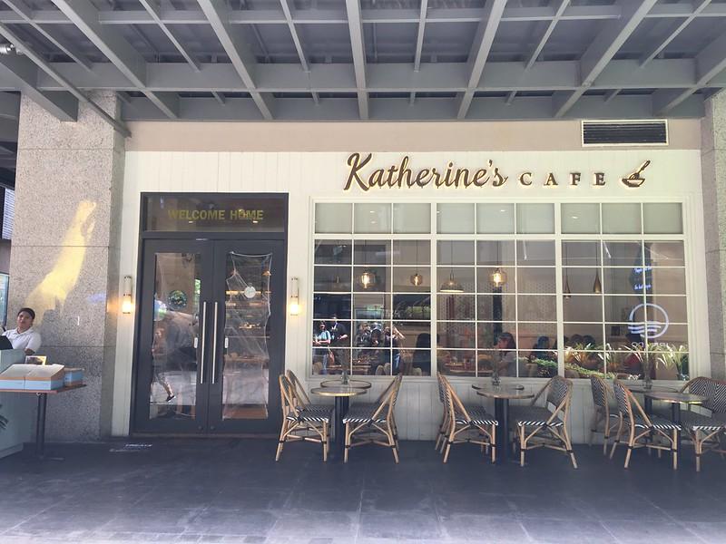 Katherine's Cafe, Vertis