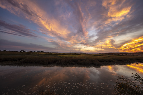 canon5dsr landscape water reflections nayure outdoors outside usa california sunrise sky clouds colour