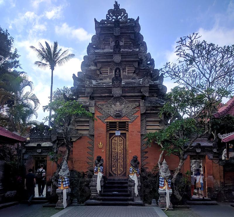 palacio Puri Saren Agung