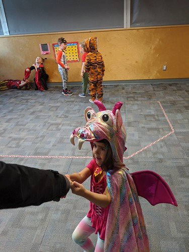 Halloween at Daycare