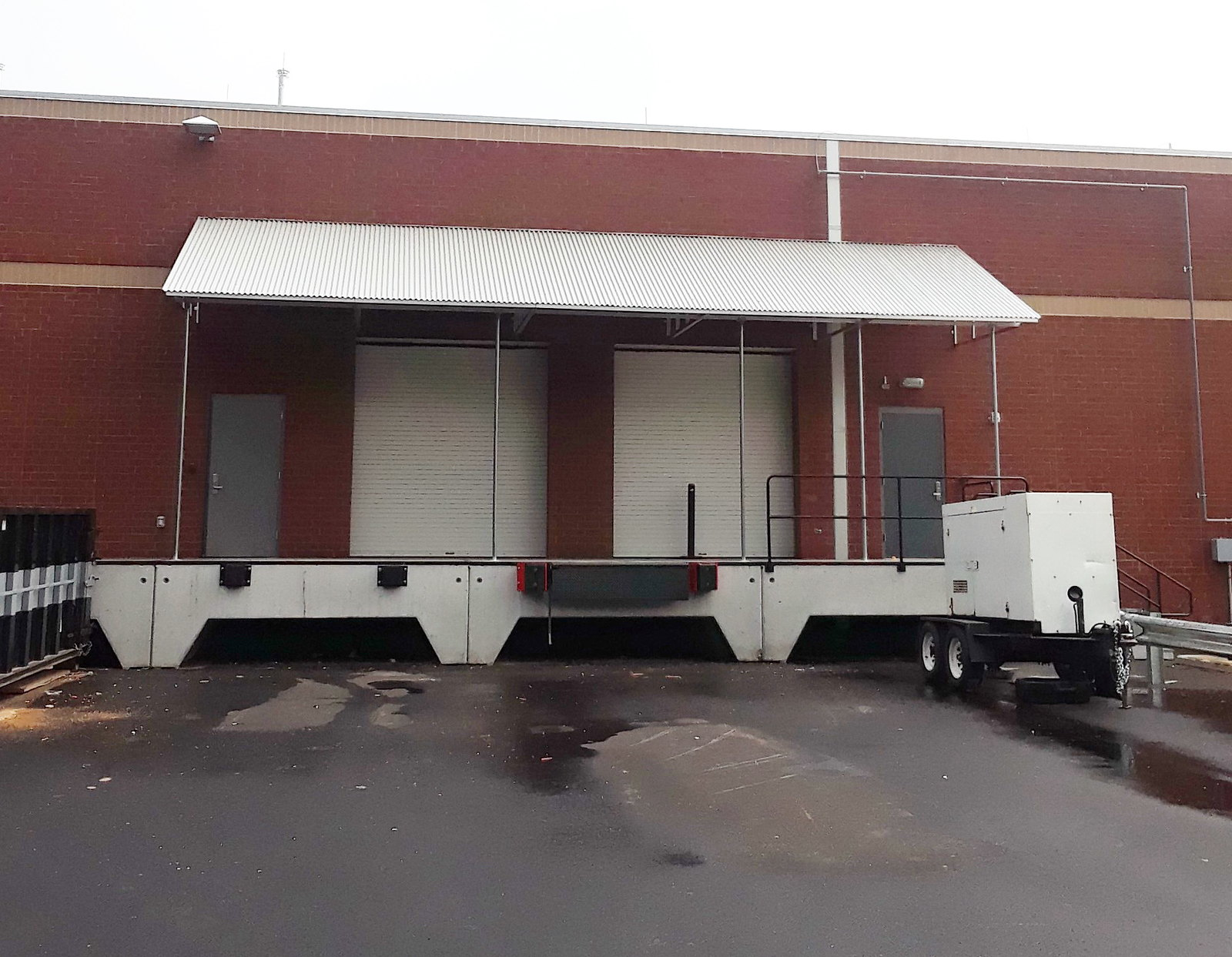corrugated-metal-awning Baltimore