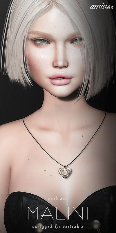 MALINI necklace @ Cosmopolitan