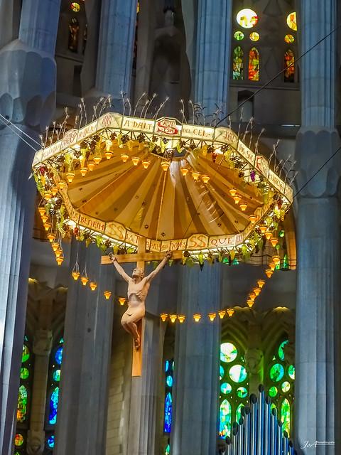 Barcelona_Sagrada Familia_inside_4