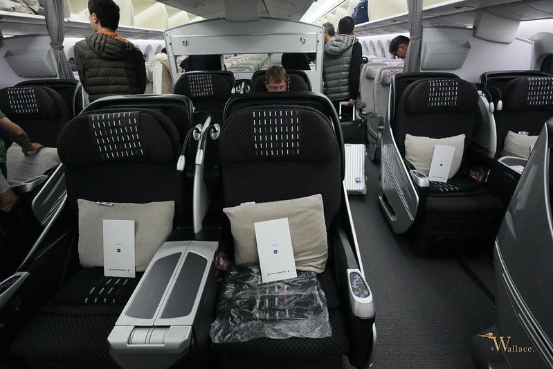 日本航空商務艙 JL802