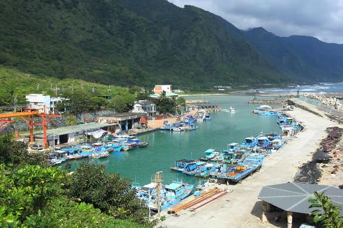 373V花蓮石梯漁港